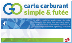 Wex - Carte carburant Go