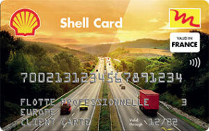Shell Card